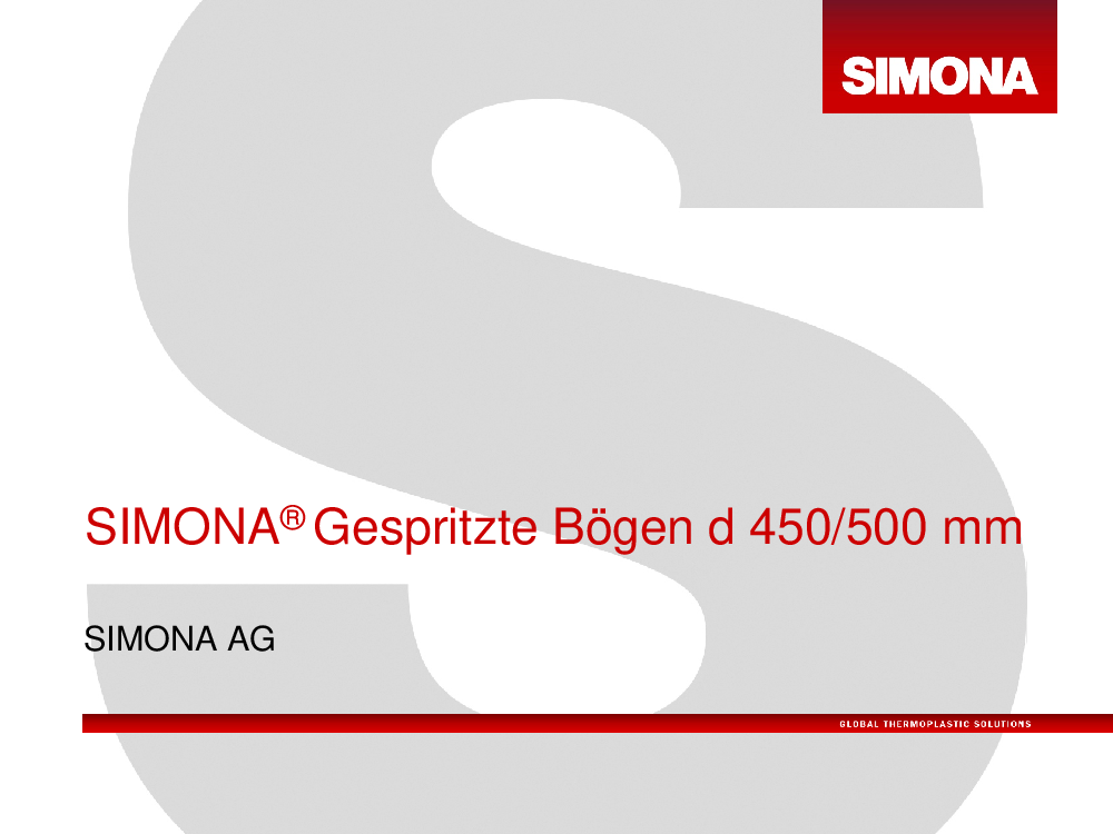 Downloadcenter | SIMONA AG